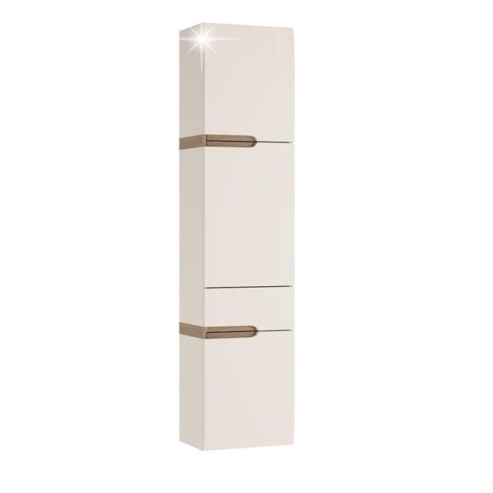 Kúpeľňová skrinka - Tempo Kondela - Lynatet - Typ 155 pravá. Sme autorizovaný predajca Tempo-Kondela. Vlastná spoľahlivá doprava až k Vám domov.