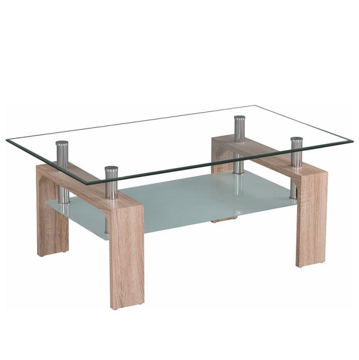 Konferenčný stolík Libor NEW (dub sonoma)
