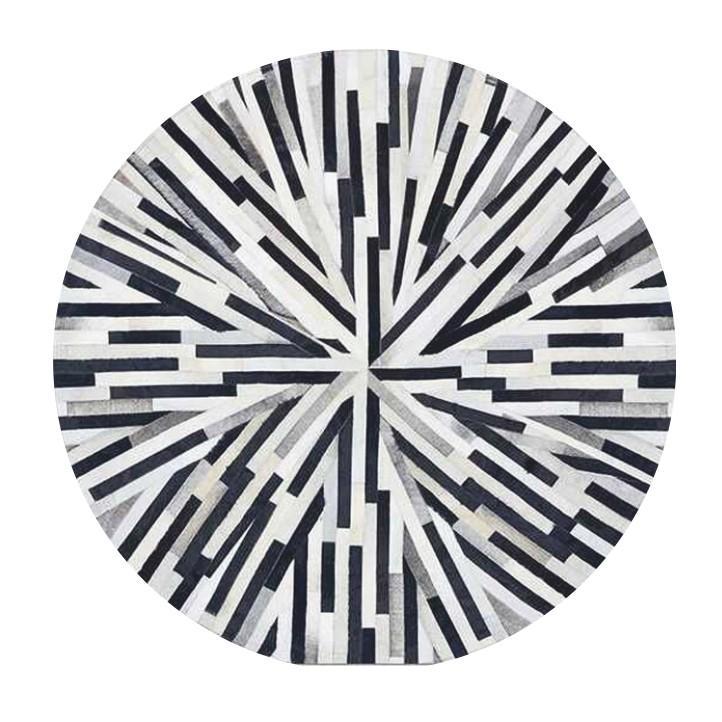 Kožený koberec - Tempo Kondela - TYP 08 (hovädzia koža + vzor patchwork). Sme autorizovaný predajca Tempo-Kondela. Vlastná spoľahlivá doprava až k Vám domov.