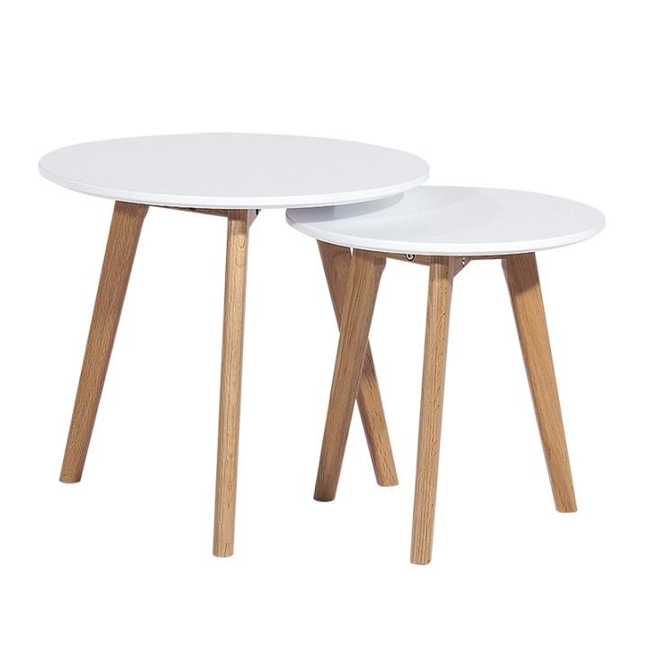 Konferenčný stolík - Tempo Kondela - Malto (2 ks.). Sme autorizovaný predajca Tempo-Kondela. Vlastná spoľahlivá doprava až k Vám domov.