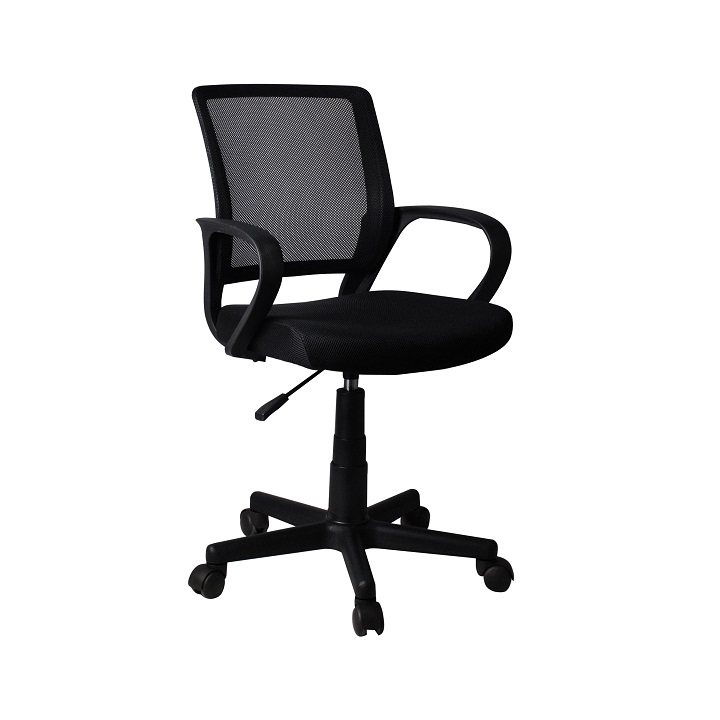 Kancelárske kreslo Adra (čierna)