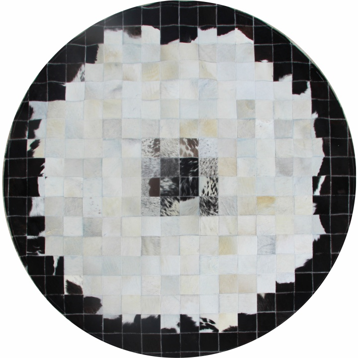 Kožený koberec - Tempo Kondela - TYP 09 (hovädzia koža + vzor patchwork). Sme autorizovaný predajca Tempo-Kondela. Vlastná spoľahlivá doprava až k Vám domov.