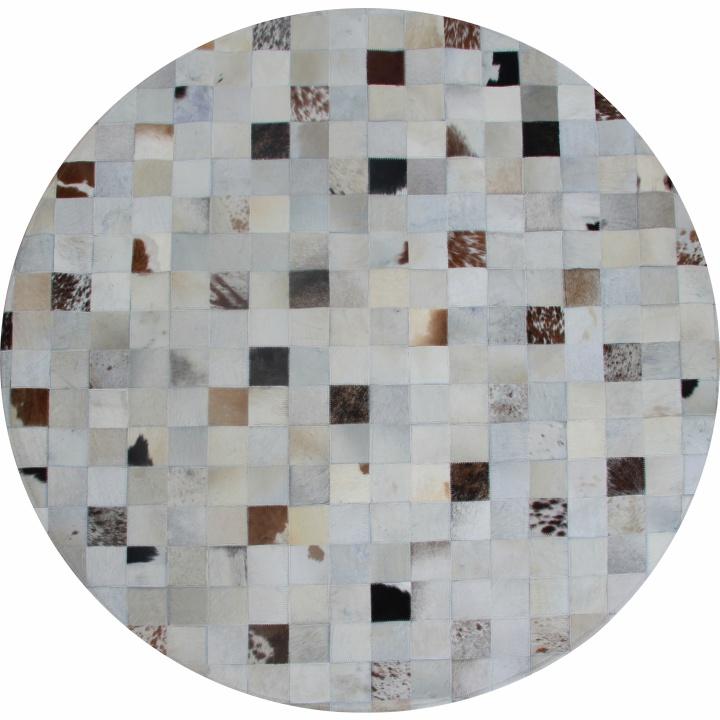 Kožený koberec - Tempo Kondela - TYP 10 (hovädzia koža + vzor patchwork). Sme autorizovaný predajca Tempo-Kondela. Vlastná spoľahlivá doprava až k Vám domov.