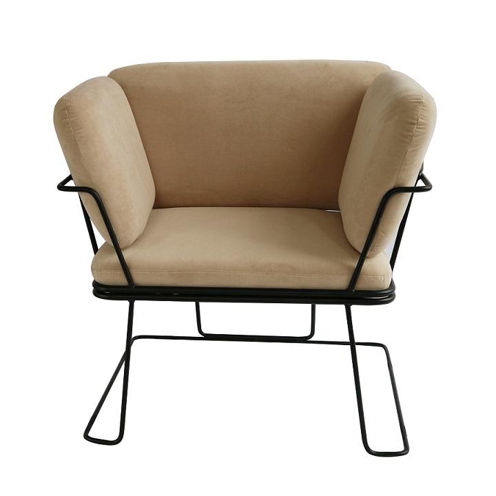 Relaxačné kreslo - Tempo Kondela - Merano (béžová). Sme autorizovaný predajca Tempo-Kondela. Vlastná spoľahlivá doprava až k Vám domov.