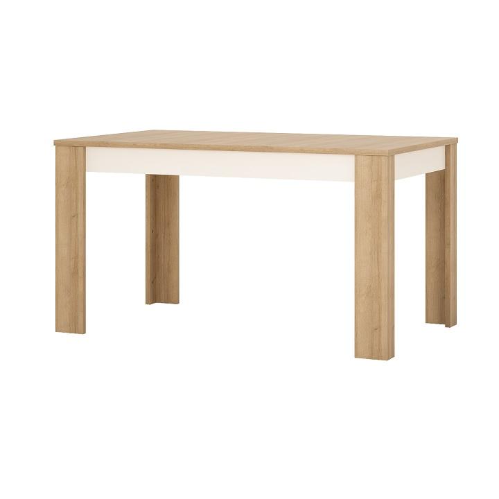 Jedálenský stôl - Tempo Kondela - Leonardo (pre 6 až 8 osôb). Sme autorizovaný predajca Tempo-Kondela. Vlastná spoľahlivá doprava až k Vám domov.