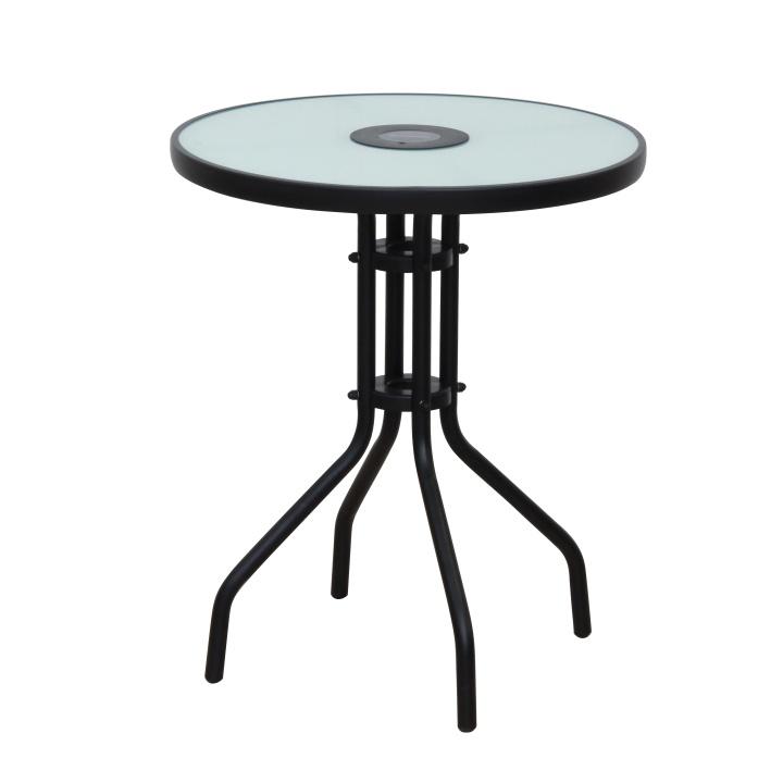 Záhradný stôl - Tempo Kondela - Olivan (čierna). Sme autorizovaný predajca Tempo-Kondela. Vlastná spoľahlivá doprava až k Vám domov.