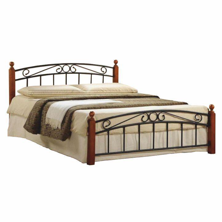 Manželská posteľ 180 cm - Tempo Kondela - Dolores (s roštom). Sme autorizovaný predajca Tempo-Kondela. Vlastná spoľahlivá doprava až k Vám domov.