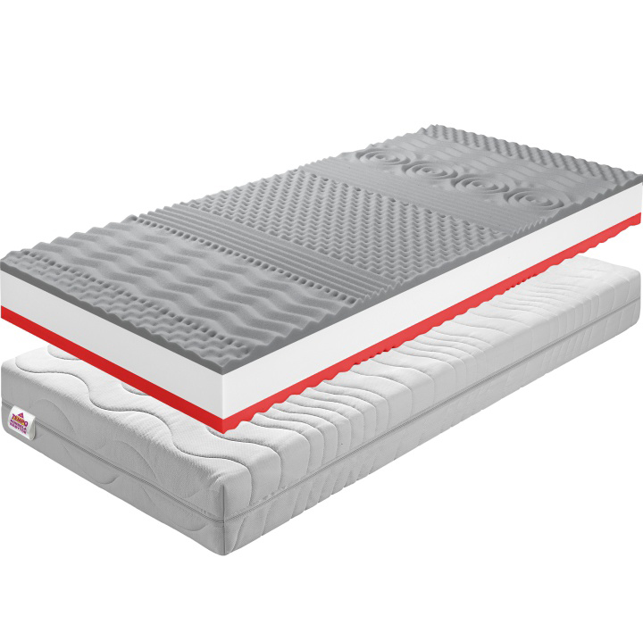 Penový matrac 160 cm - Tempo Kondela - Be Tempo 30 New. Sme autorizovaný predajca Tempo-Kondela. Vlastná spoľahlivá doprava až k Vám domov.
