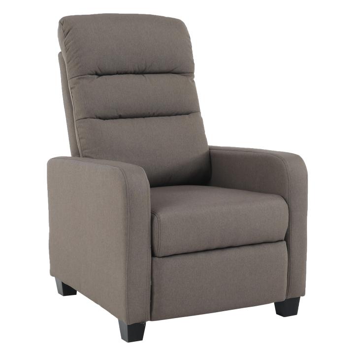 Relaxačné kreslo - Tempo Kondela - Turner (sivá). Sme autorizovaný predajca Tempo-Kondela. Vlastná spoľahlivá doprava až k Vám domov.