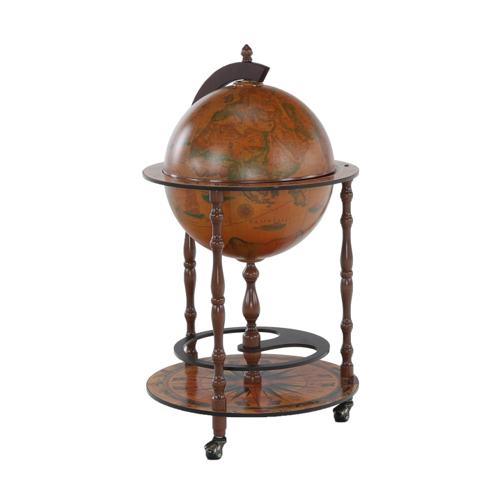 Servírovací stolík - Tempo Kondela - Globus 2-324. Sme autorizovaný predajca Tempo-Kondela. Vlastná spoľahlivá doprava až k Vám domov.