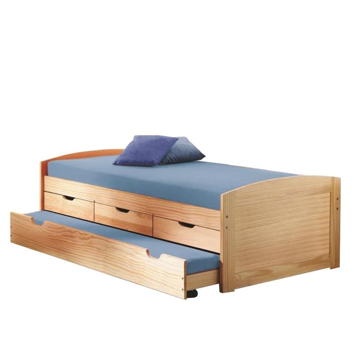 Rozkladacia posteľ 90 cm - Tempo Kondela - Marinella (s roštom) (masív). Sme autorizovaný predajca Tempo-Kondela. Vlastná spoľahlivá doprava až k Vám domov.
