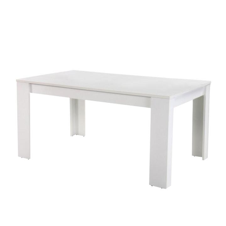 Jedálenský stôl - Tempo Kondela - Tomy New 160 (pre 6 osôb). Sme autorizovaný predajca Tempo-Kondela. Vlastná spoľahlivá doprava až k Vám domov.