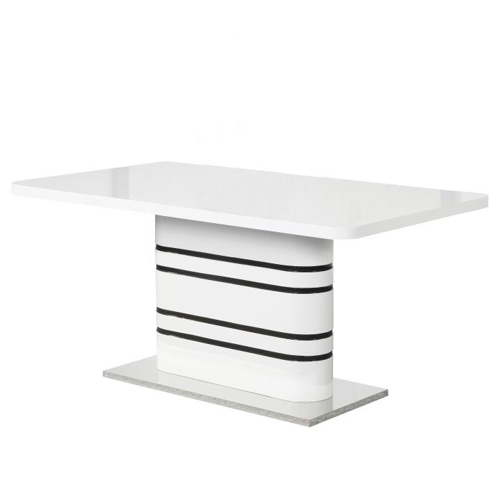 Rozkladací jedálenský stôl - Tempo Kondela - Tubal. Sme autorizovaný predajca Tempo-Kondela. Vlastná spoľahlivá doprava až k Vám domov.