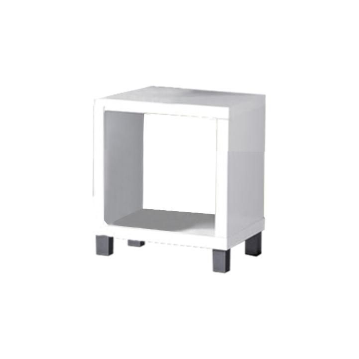 Nočný stolík - Tempo Kondela - Tofi New 1 CB - 101 biela . Akcia -15%. Sme autorizovaný predajca Tempo-Kondela. Vlastná spoľahlivá doprava až k Vám domov.