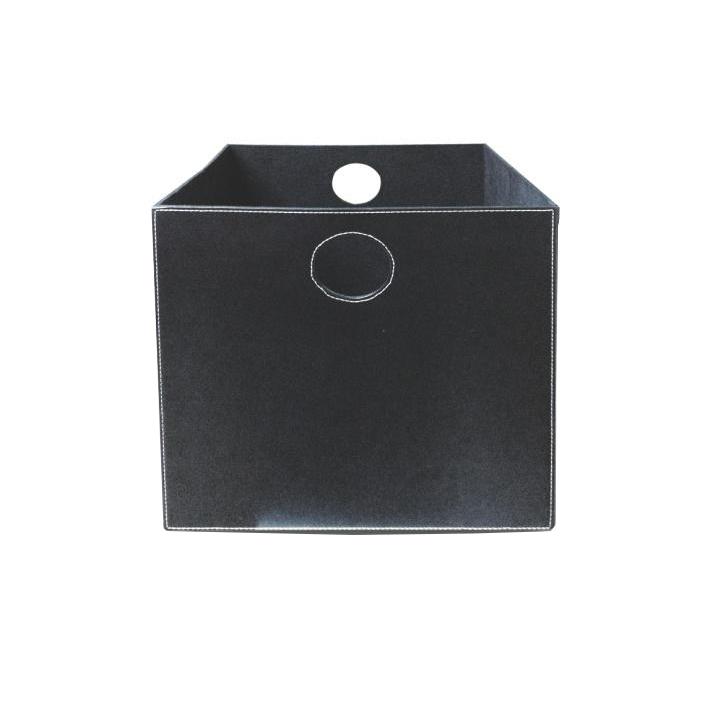 Úložný box - Tempo Kondela - Tofi-Lexo čierna. Sme autorizovaný predajca Tempo-Kondela. Vlastná spoľahlivá doprava až k Vám domov.