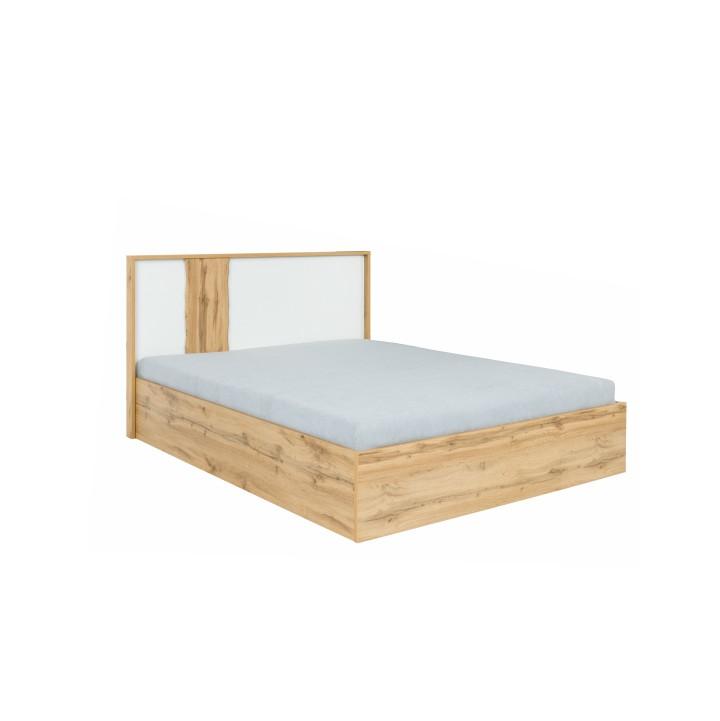 Manželská posteľ 160 cm Vodena (s úložným priestorom)
