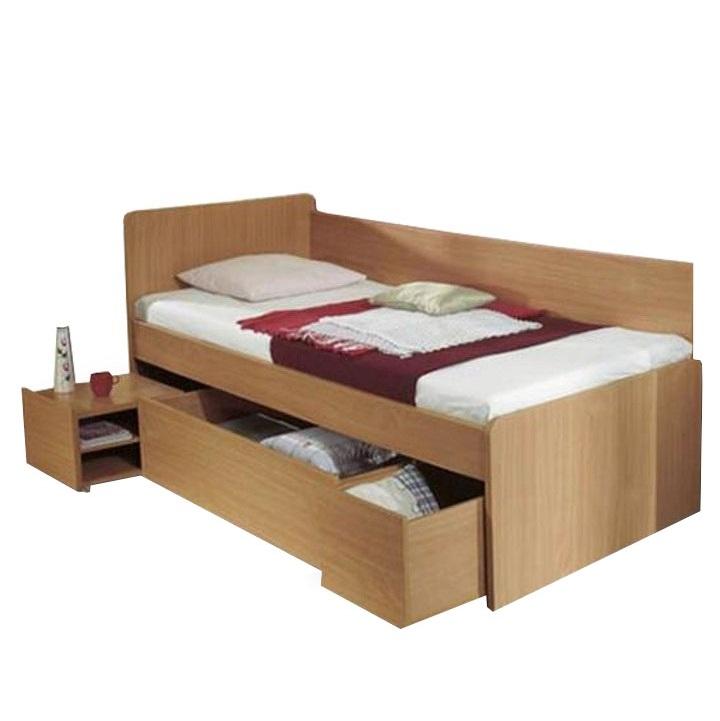 Jednolôžková posteľ 90 cm - Tempo Kondela - Oto 81219. Sme autorizovaný predajca Tempo-Kondela. Vlastná spoľahlivá doprava až k Vám domov.