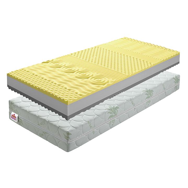 Penový matrac 120 cm - Tempo Kondela - Be Tempo Visco. Sme autorizovaný predajca Tempo-Kondela. Vlastná spoľahlivá doprava až k Vám domov.
