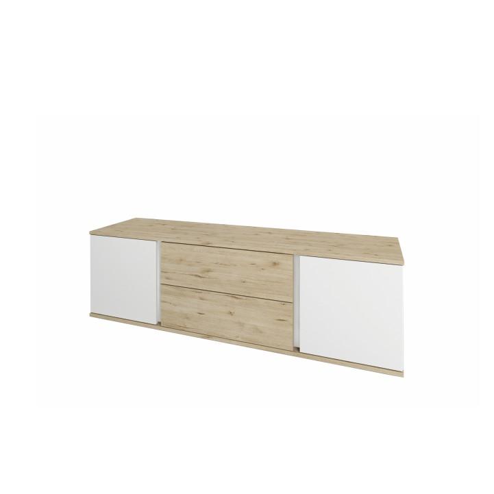 TV stolík/skrinka - Tempo Kondela - Leira 2D2S/15. Sme autorizovaný predajca Tempo-Kondela. Vlastná spoľahlivá doprava až k Vám domov.