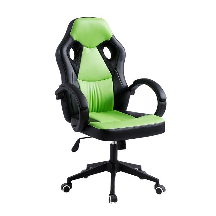 Kancelárske kreslo Lester (zelená)