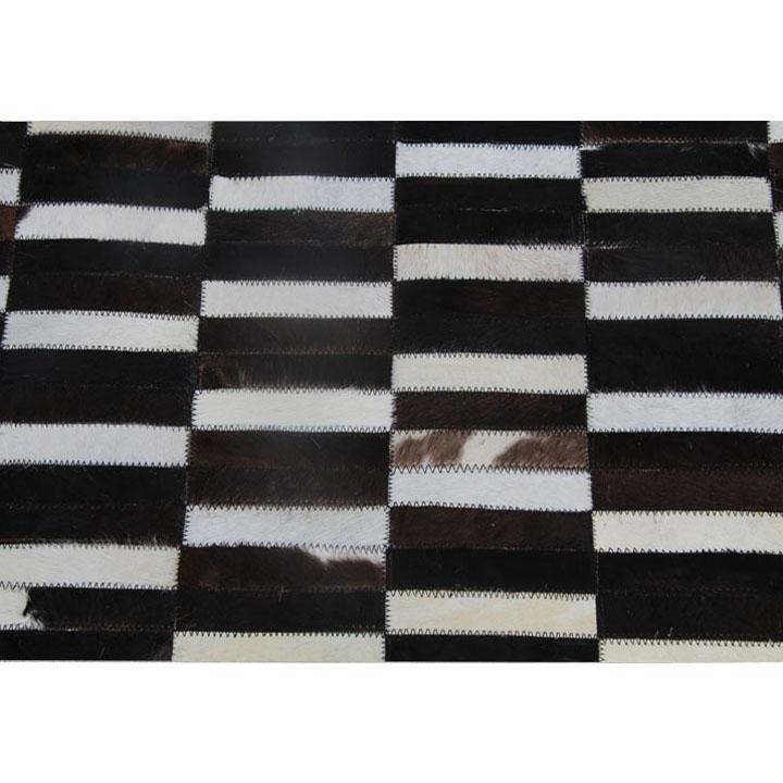 Kožený koberec - Tempo Kondela - TYP 06 (hovädzia koža + vzor patchwork). Sme autorizovaný predajca Tempo-Kondela. Vlastná spoľahlivá doprava až k Vám domov.