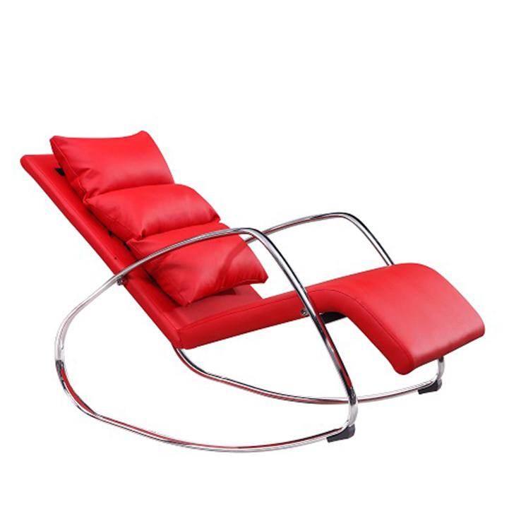 Hojdacie kreslo - Tempo Kondela - Dora (červená). Sme autorizovaný predajca Tempo-Kondela. Vlastná spoľahlivá doprava až k Vám domov.