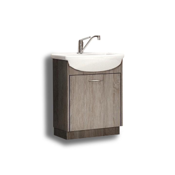 Kúpeľňová skrinka pod umývadlo - Tempo Kondela - Olivia - TR 13