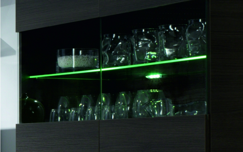 Osvetlenie k obývacej stene - Tempo Kondela - Space
