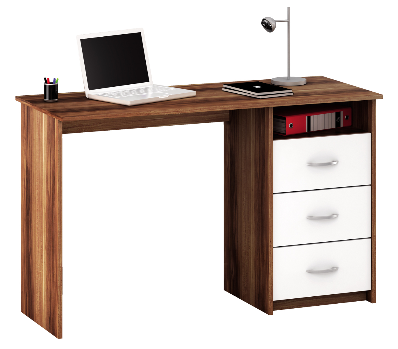 PC stolík - Tempo Kondela - Laristote 1001 slivka+biela L/P. Sme autorizovaný predajca Tempo-Kondela. Vlastná spoľahlivá doprava až k Vám domov.
