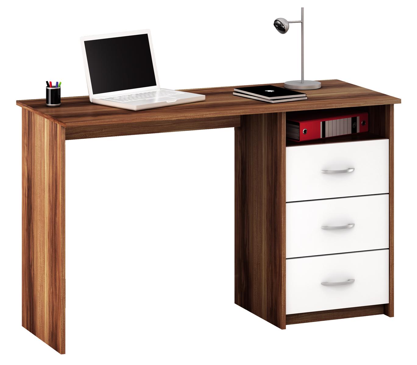 PC stolík - Tempo Kondela - Laristote slivka+biela L/P