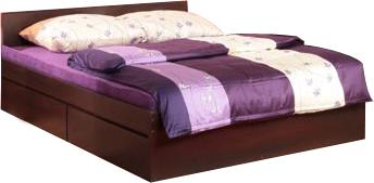Manželská posteľ 160 cm - Tempo Kondela - Pello - Typ 92. Sme autorizovaný predajca Tempo-Kondela. Vlastná spoľahlivá doprava až k Vám domov.