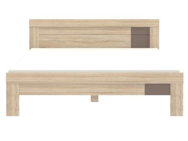 Manželská posteľ 160 cm - Tempo Kondela - Chamion 16