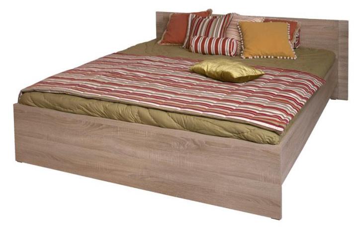 Manželská posteľ 160 cm - Tempo Kondela - Grand - Typ 20. Sme autorizovaný predajca Tempo-Kondela. Vlastná spoľahlivá doprava až k Vám domov.