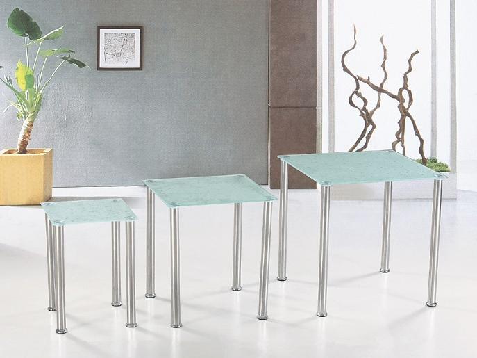 Príručný stolík - Tempo Kondela - Nestor (3 ks.). Akcia -13%. Sme autorizovaný predajca Tempo-Kondela. Vlastná spoľahlivá doprava až k Vám domov.