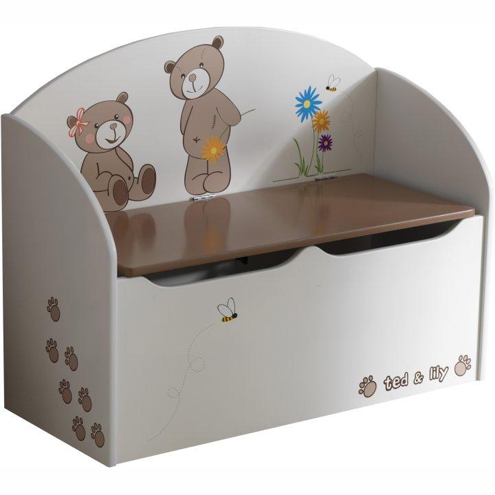 Box na hračky - Tempo Kondela - Puff 234549. Sme autorizovaný predajca Tempo-Kondela. Vlastná spoľahlivá doprava až k Vám domov.