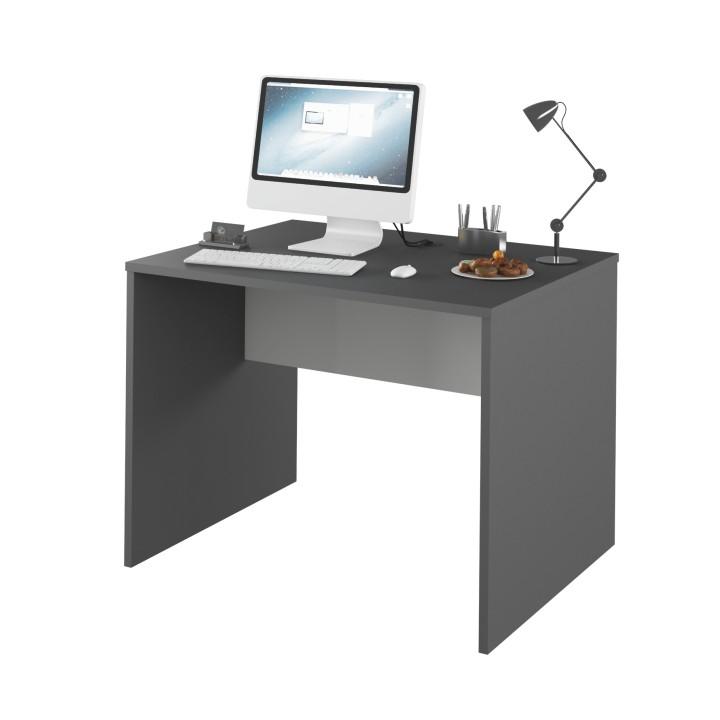 PC stolík - Tempo Kondela - Rioma - TYP12 (grafit + biela). Sme autorizovaný predajca Tempo-Kondela. Vlastná spoľahlivá doprava až k Vám domov.