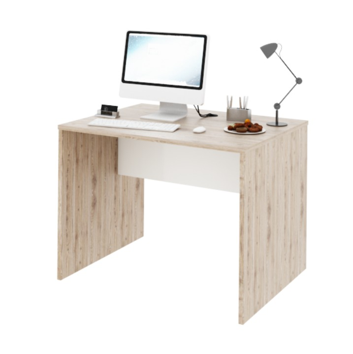 PC stolík - Tempo Kondela - Rioma - TYP12 (san remo + biela). Sme autorizovaný predajca Tempo-Kondela. Vlastná spoľahlivá doprava až k Vám domov.