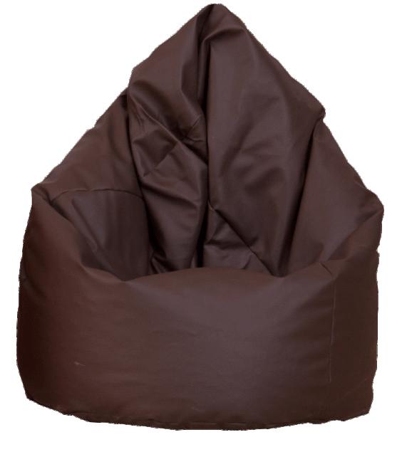 Sedací vak - Tempo Kondela - Bag - čokoládová