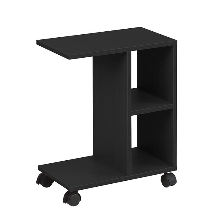 Servírovací stolík - Tempo Kondela - Abbas (čierna). Sme autorizovaný predajca Tempo-Kondela. Vlastná spoľahlivá doprava až k Vám domov.