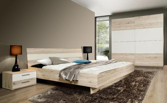 Spálňa Valeria