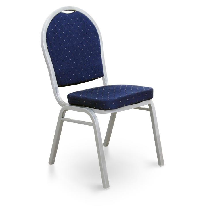 Jedálenská stolička - Tempo Kondela - Jeff - Modrá