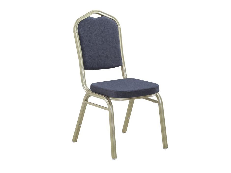Jedálenská stolička - Tempo Kondela - Zina New (sivá + šampanské). Sme autorizovaný predajca Tempo-Kondela. Vlastná spoľahlivá doprava až k Vám domov.