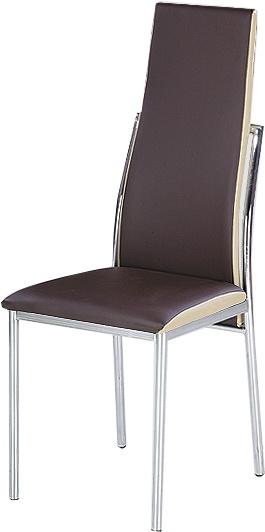 Jedálenská stolička - Tempo Kondela - Zora tmavohnedá