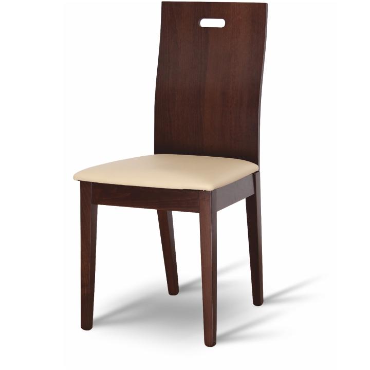 Jedálenská stolička - Tempo Kondela - Abril orech. Sme autorizovaný predajca Tempo-Kondela. Vlastná spoľahlivá doprava až k Vám domov.
