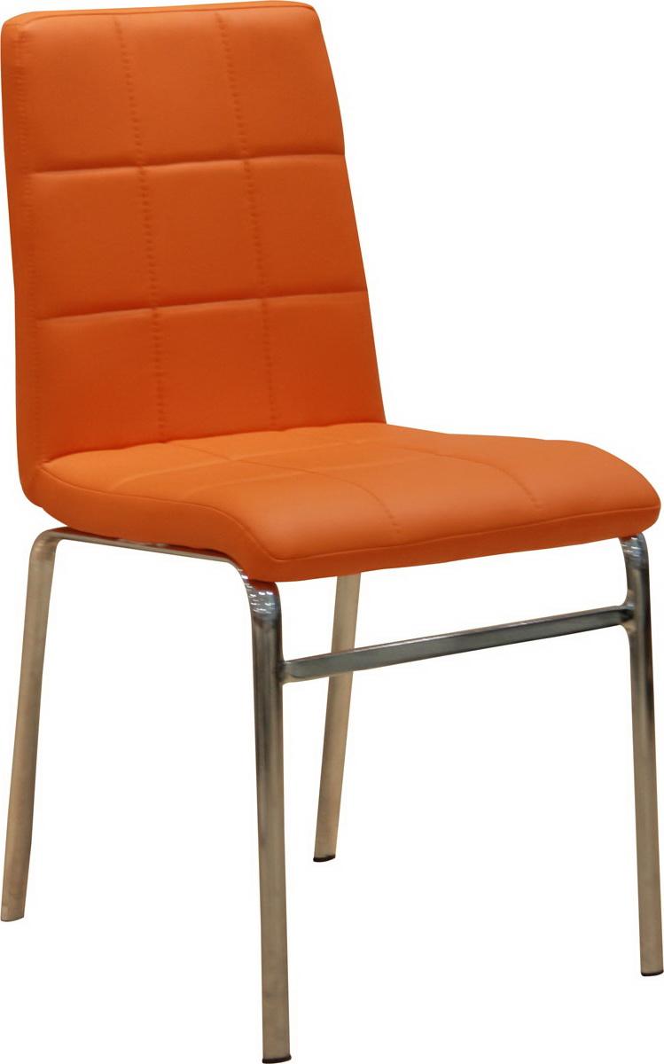 Jedálenská stolička - Tempo Kondela - Doroty-New oranžová