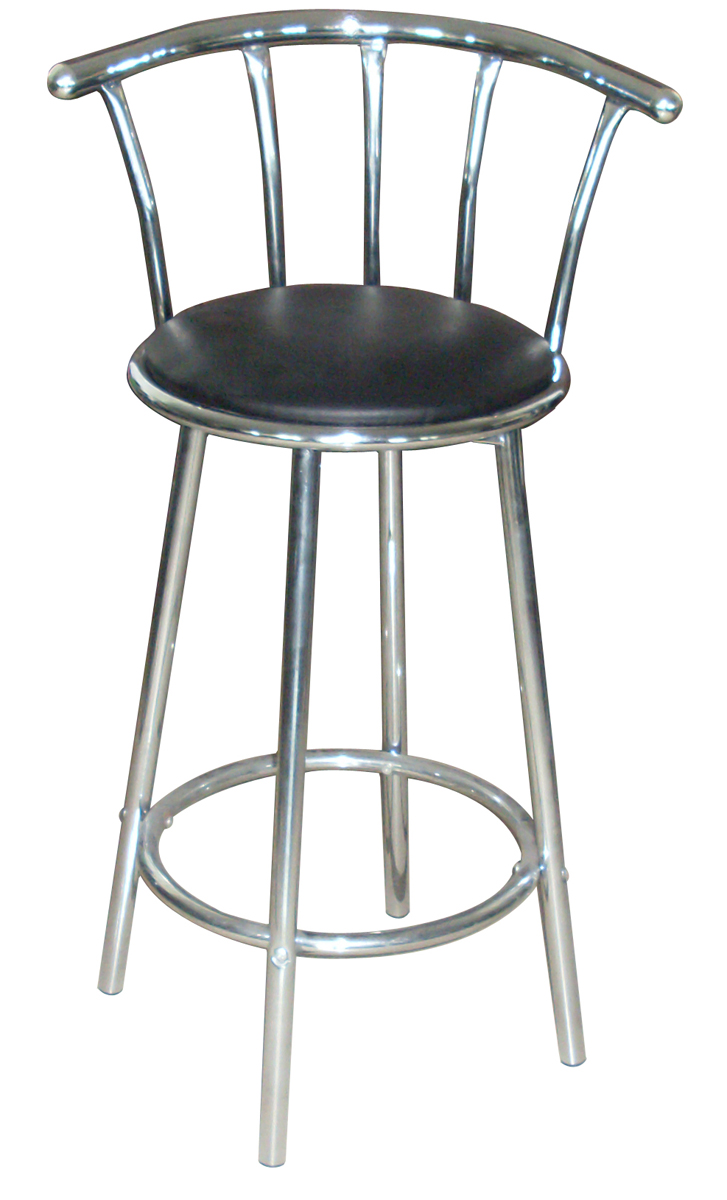 Barová stolička - Tempo Kondela - Mercie čierna