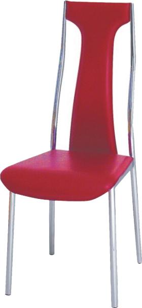 Jedálenská stolička - Tempo Kondela - Ria-Iris červená