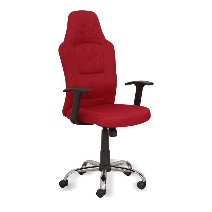 Kancelárska stolička - Tempo Kondela - Van červená. Sme autorizovaný predajca Tempo-Kondela. Vlastná spoľahlivá doprava až k Vám domov.
