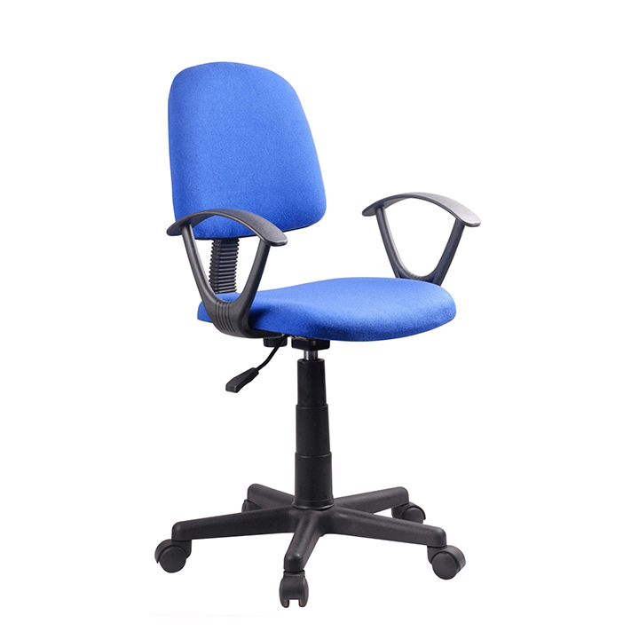 Kancelárska stolička - Tamson (čierna + modrá). Sme autorizovaný predajca Tempo-Kondela. Vlastná spoľahlivá doprava až k Vám domov.