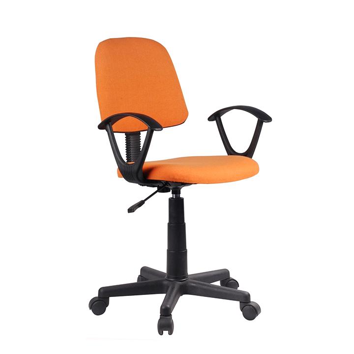 Kancelárska stolička - Tamson (čierna + oranžová). Sme autorizovaný predajca Tempo-Kondela. Vlastná spoľahlivá doprava až k Vám domov.